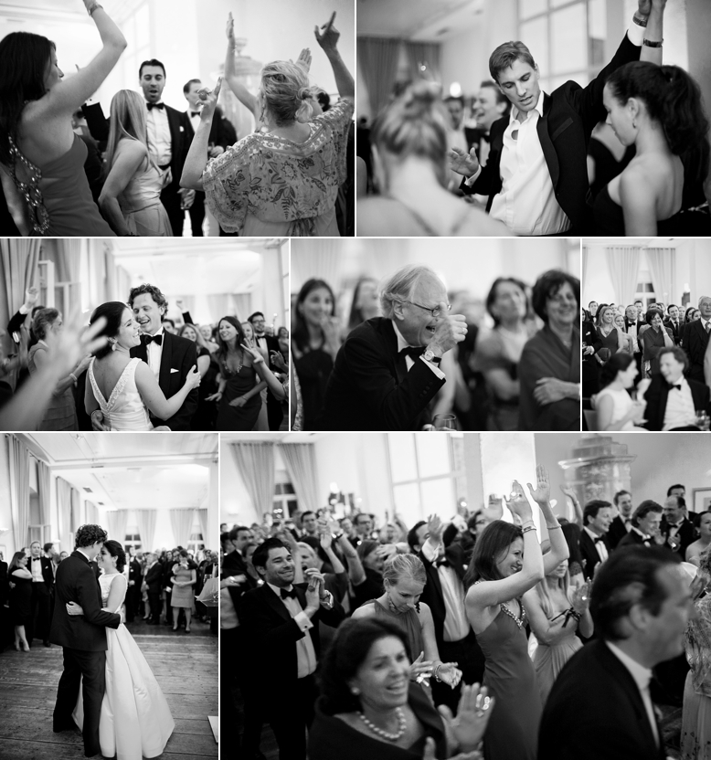 the party goes on modern wedding photography Austria