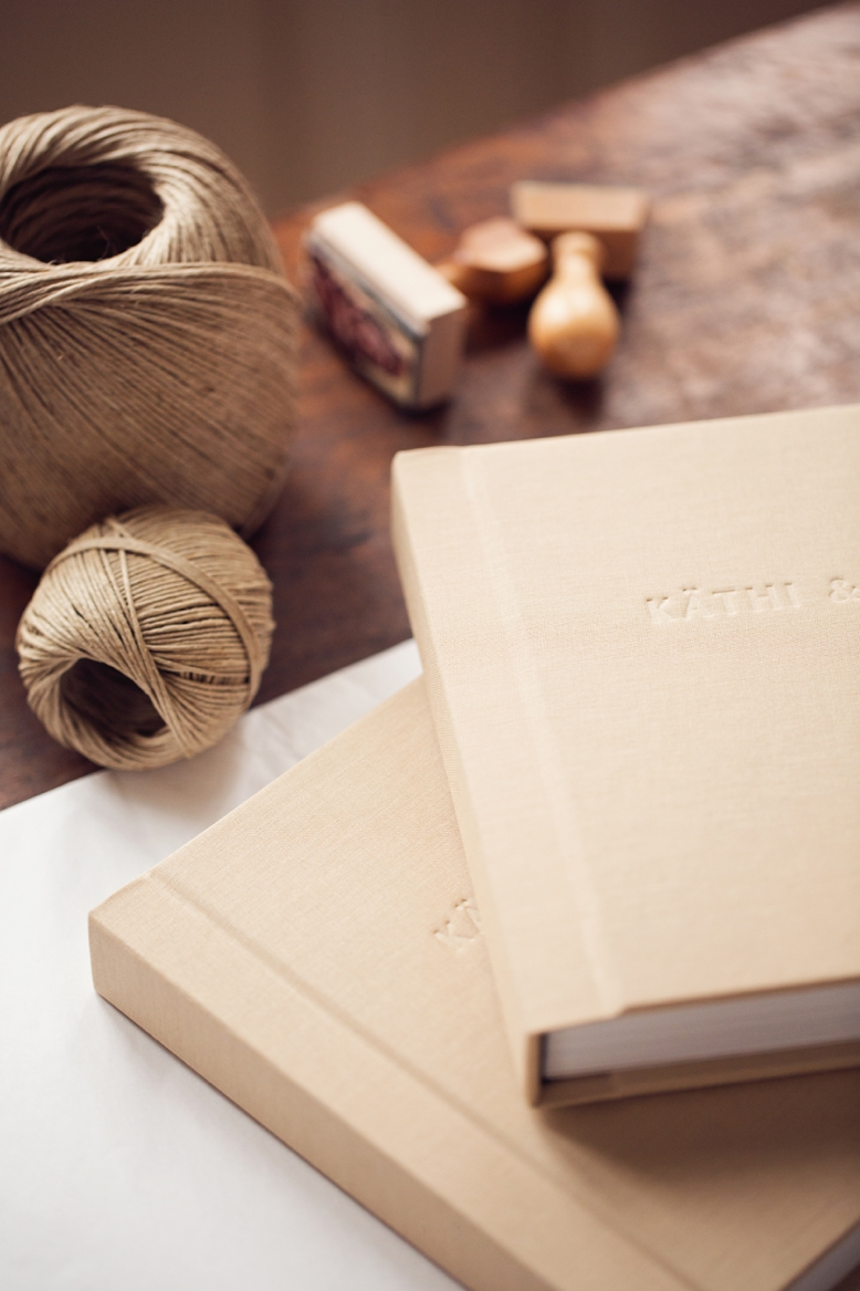 Fine Art Wedding Photography Album Design and Packaging