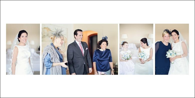 wedding photography album design lakeside wedding Austria