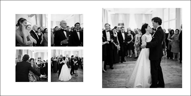 wedding photography album design
