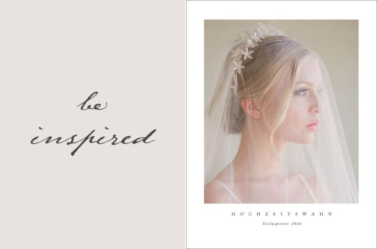 Sei Inspiriert 2014 Hochzeitswahn Book Release