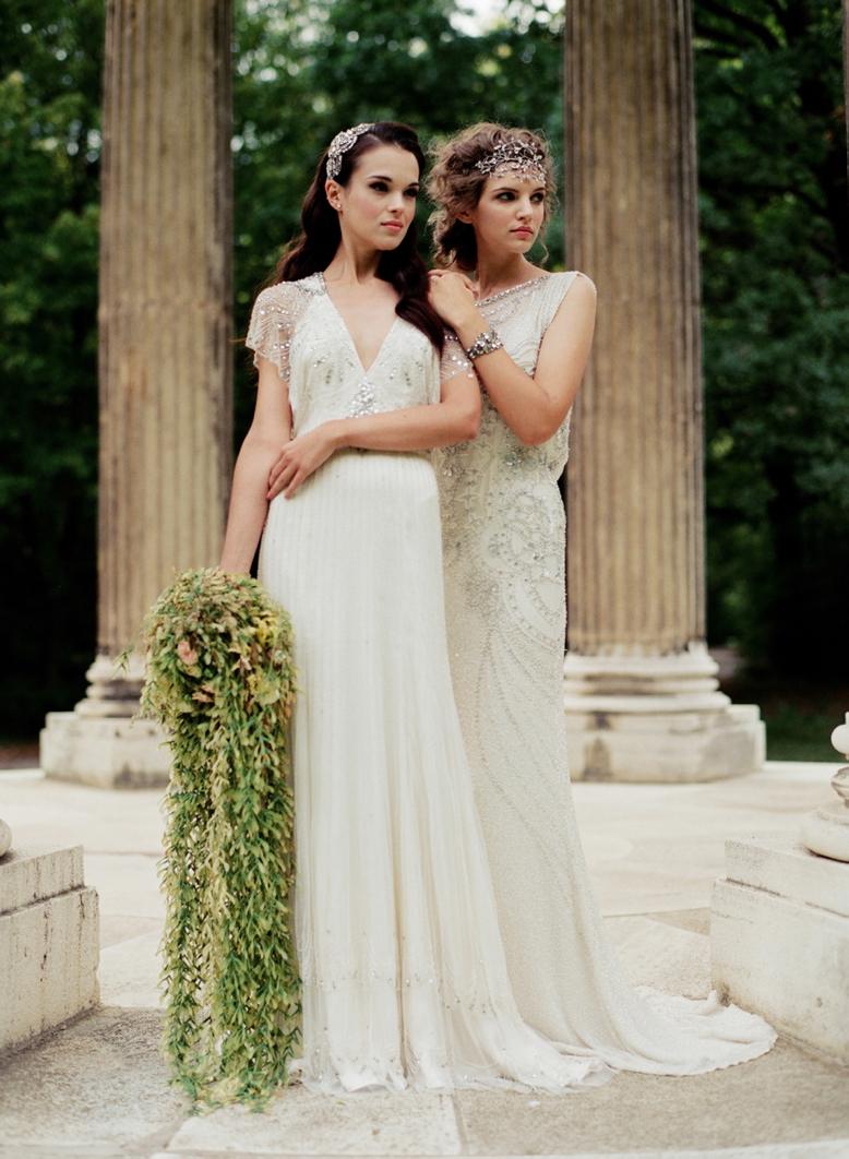 Stunning Jenny Packham Bridal Accessoires via Niely Hoetsch, dresses via Petra Pabst Austria