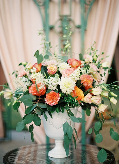 Summer wedding flowers by Flowerup.at