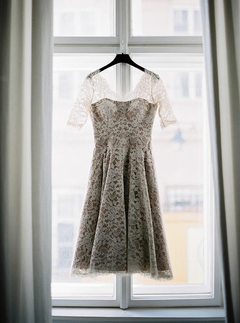Lena Hoschek Wedding Dress 50s Style