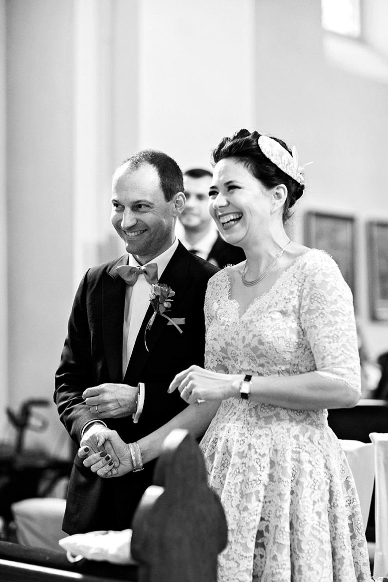 50s Style Wedding in Vienna