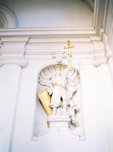 Kaasgraben Kirche Wien Wedding in Vienna