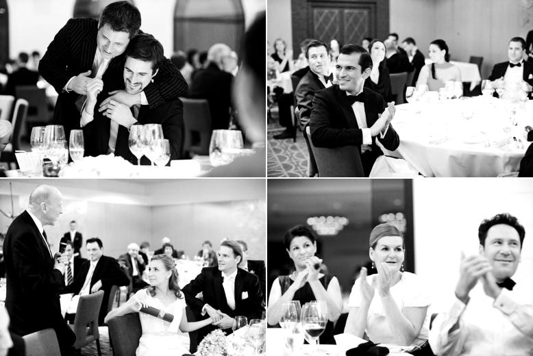 Wedding in Vienna's Kempinski Hotel