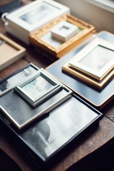 Frames frames frames - there's nothing like hanging your pictures up on the wall