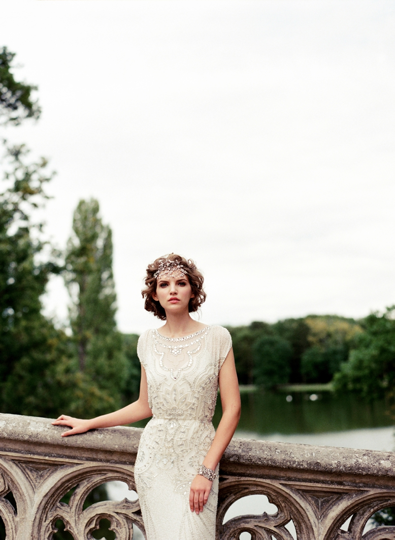 Jenny Packham through the lense of peaches & mint by Pia Clodi