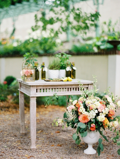Mediterrean Wedding Inspiration by peaches & mint
