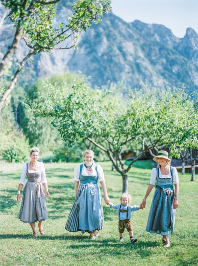 Summer Wedding Celebration at Attersee, Salzkammergut in Austria photography by peaches&mint
