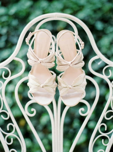 Aerin sandals wedding shoes
