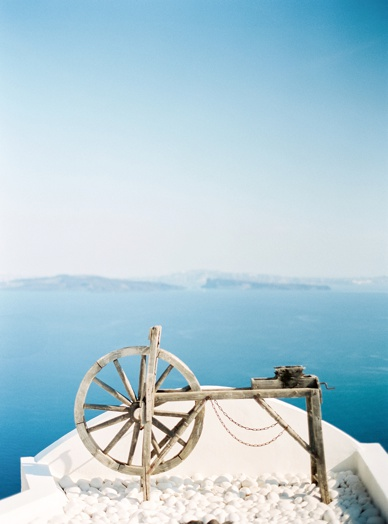 Greece at it's best in Santorini