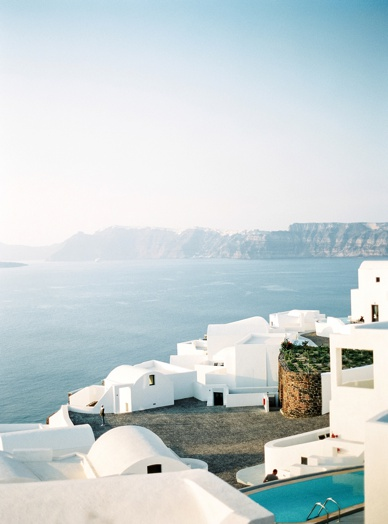 Santorini Greece Honeymoon Destination