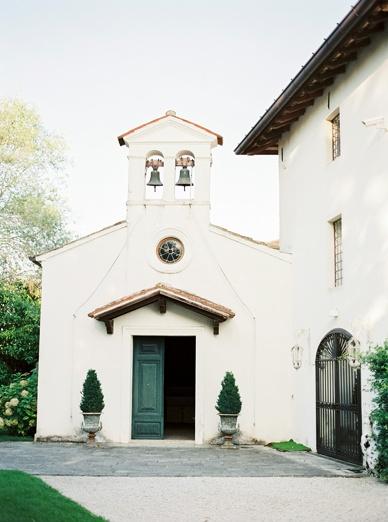 Chapel at Borgo dei Conti della Torre Friuli Wedding Photography Pia Clodi