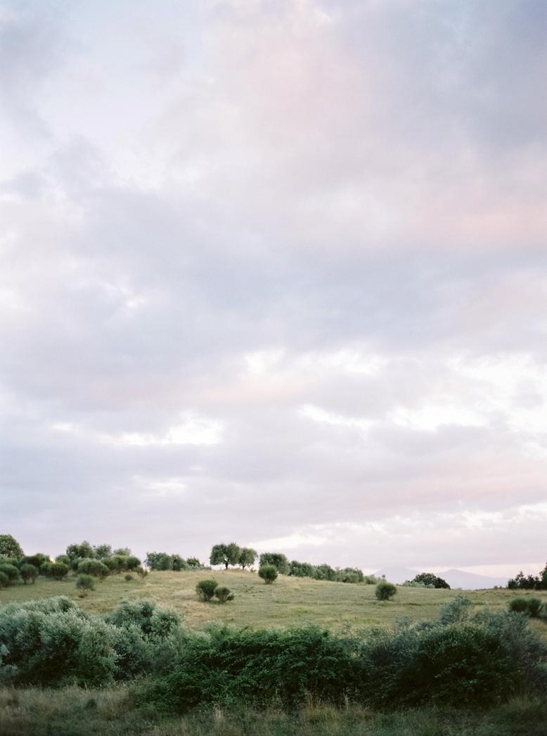 Tuscany destination wedding & travel photography on film
