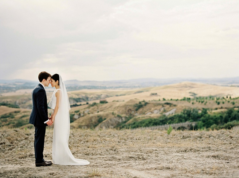 Tuscany is closer to heaven somehow - Destination Wedding Tuscany