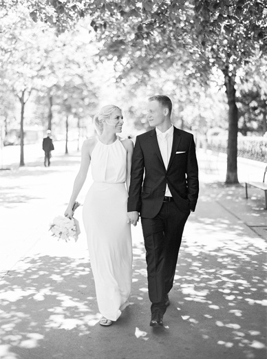 Romantic Vienna elopement photography by peaches & mint