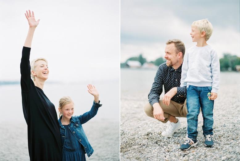 Family Shoot near Munich Family Photography on Film