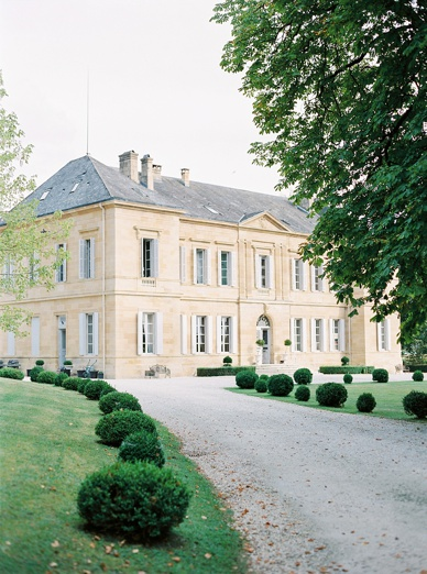 Refurbished Chateau in the heart of France La Durantie makes destination wedding dreams come true