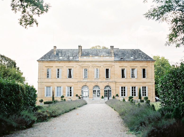 Chateau La Durantie Exquiste destination wedding location France
