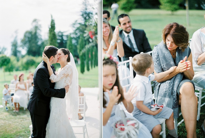 Exquisite analog wedding photography by peaches & mint magical moments caught on film