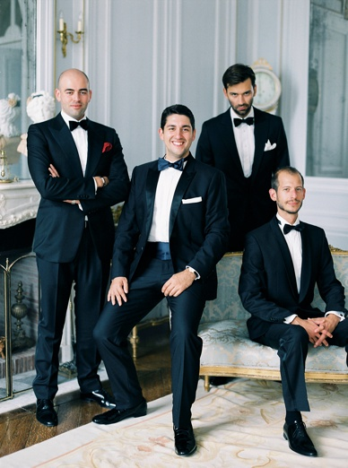 The boys! Exquisite wedding photography by one of Europe's best
