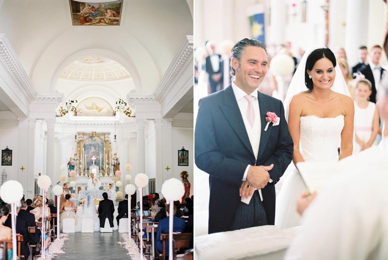 Italian Destination Wedding Chapel near Villa Gallici Deciani