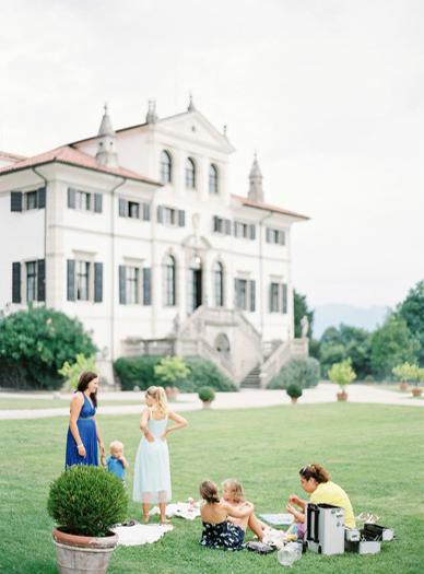 Villa Gallici Deciani near Udine wedding locations Italy