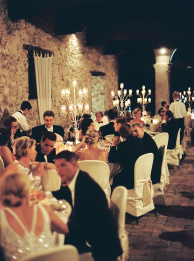 An Italian love affair black tie wedding Italy