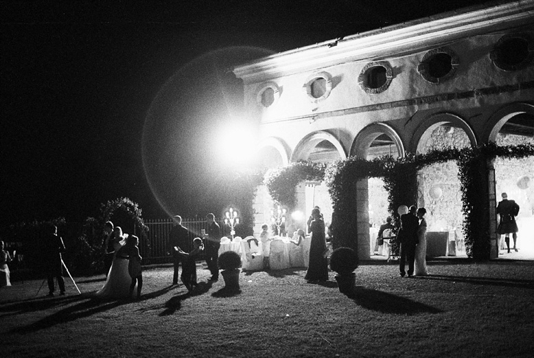 Atmospheric Italy destination wedding Villa Gallici Deciani