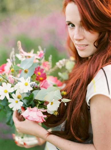 Magical encounters & love stories - favorite South African adventures ginger hair and secret gardens