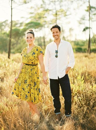 Gorgeous portuguese wedding photographer couple shot on film by peaches & mint