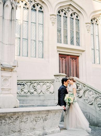 Beautiful continental wedding dream come true captured by Peaches & Mint in Zurich, Switzerland