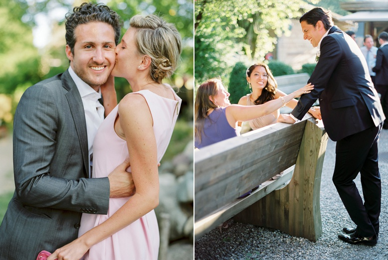 Joyful wedding photography and guest portraits at Swiss Wedding