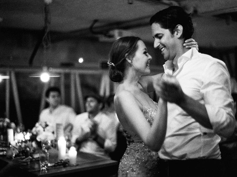 First Dance wedding Zurich