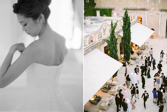 Elegant Mallorca Wedding at Cap Rocat