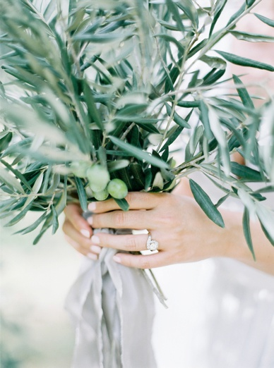 Tuscany Wedding Inspiration amidst the olive grove