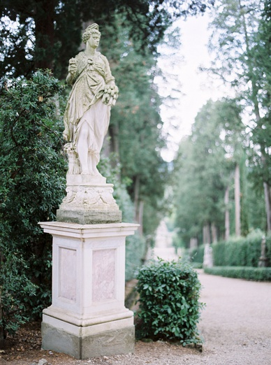 Boboli Gardens Florence by Film Photographer Peaches & Mint