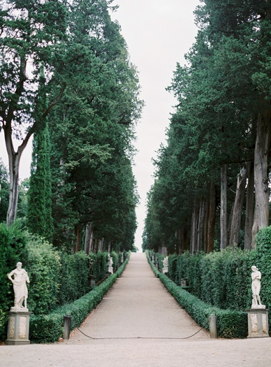 Boboli Parque Florence Tuscany, Destination Wedding Photography at it's finest