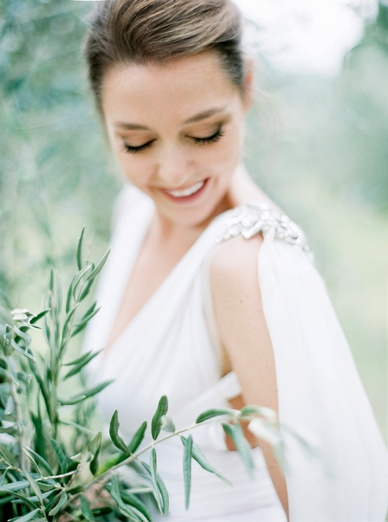 Softest tones, film photography, Tuscany wedding photography