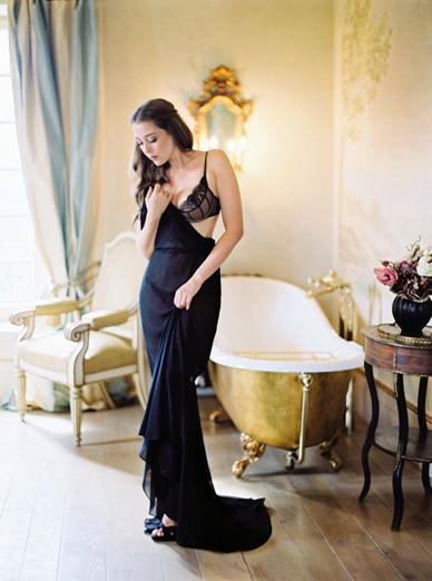 Luxurious Bridal Boudoir Photography Stunning Honeymoon Destination
