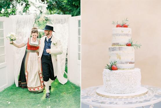 Austrian-Norwegian Wedding Bliss