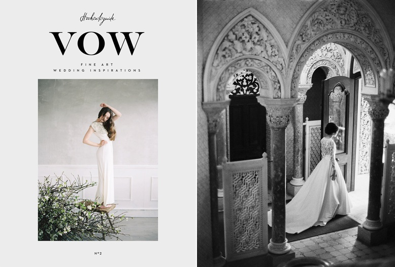 Monserrat Palace Sintra Portugal Editorial by Pia Clodi for Peaches & Mint - VOW Magazine 2016