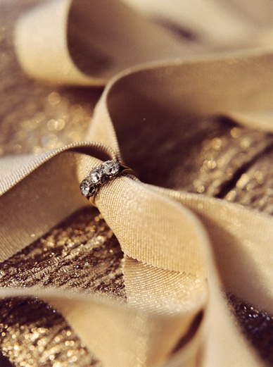 Golden Wedding Elements Luxury Weddings