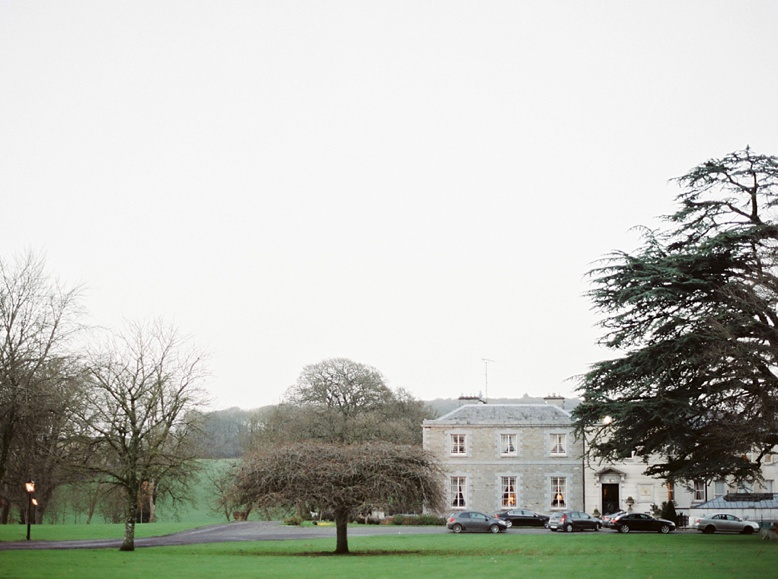 Tankardstown House wedding Ireland