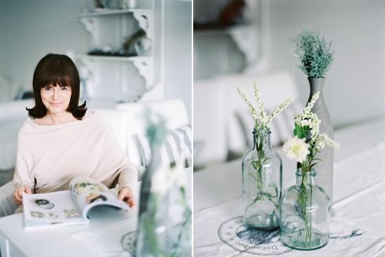 The blogger behind Hochzeitsguide.com Susanne Schuhmann