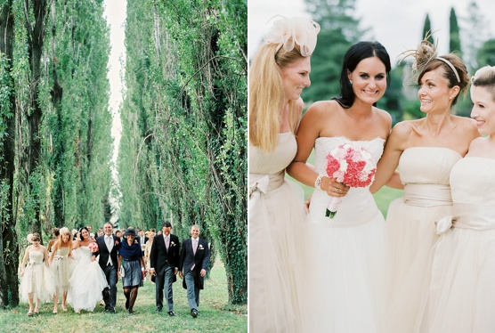 Villa Gallici Deciani Wedding