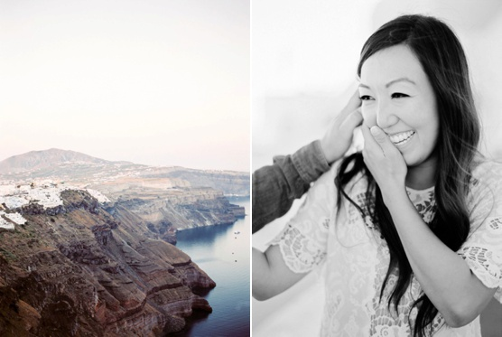 Finest Honeymoon Destination Photography Santorini Greece